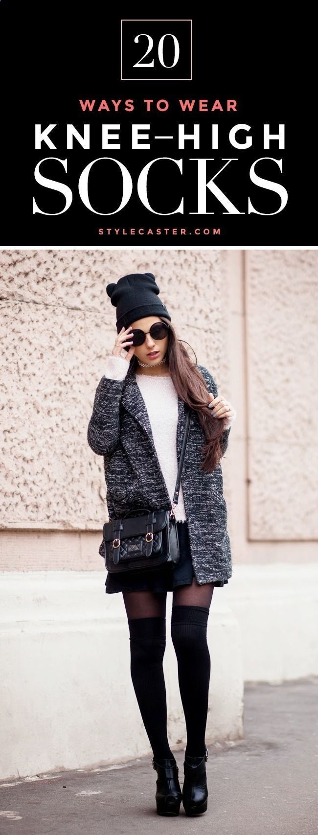 how to keep warm and not wear boots winter fashion