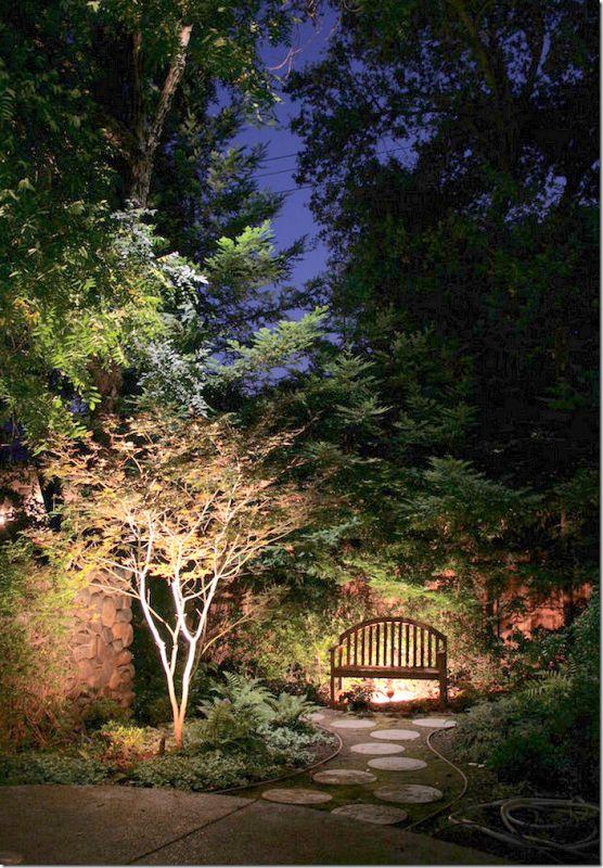 Landscape Lighting. See More. Lights On Maple