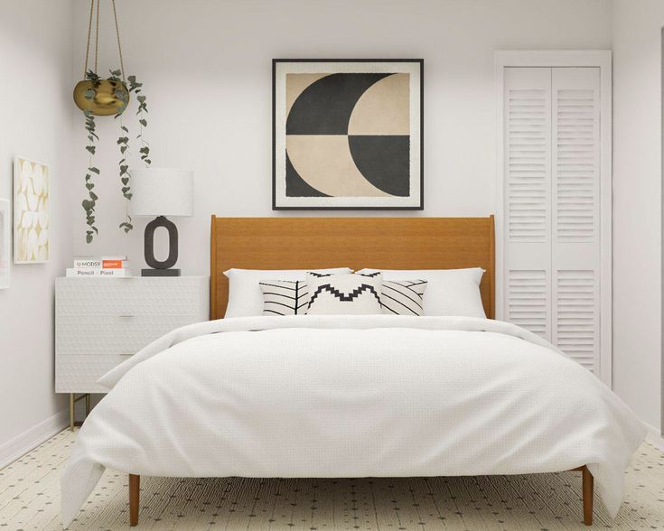 Best 28 Best Mid Century Modern Bedroom Images On Pinterest 400 x 300