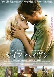 セイフ ヘイヴン(2013):ジュリアン・ハフ♡ジョシュ・デュアメル