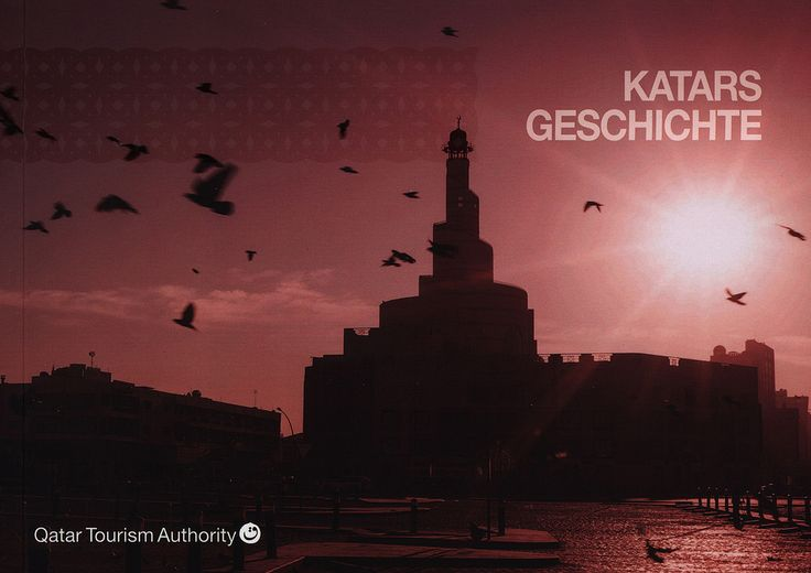 https://flic.kr/p/FugKgv | Katars Geschichte; Qatar Tourism Authority; 2015_1 | tourism travel brochure | by worldtravellib World Travel library