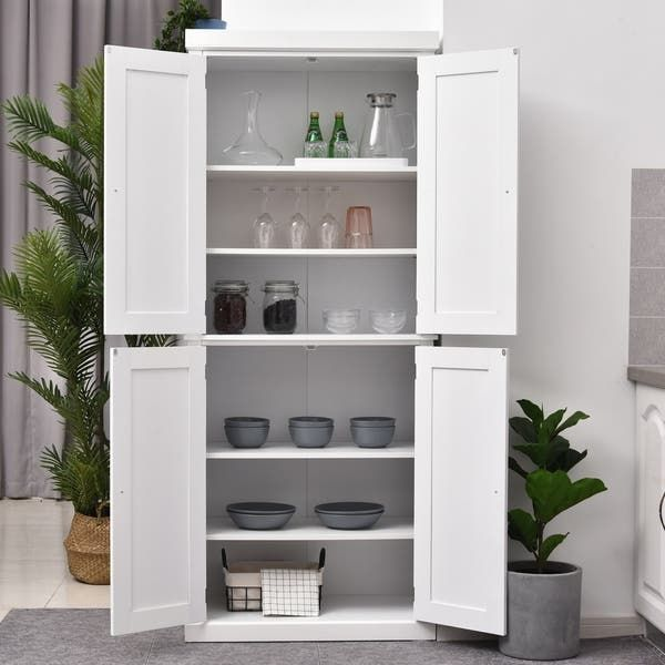 Overstock Com Online Shopping Bedding Furniture Electronics Jewelry Clothing More In 2020 Stand Alone Kitchen Pantry Freestanding Kitchen Pantry Cabinet Free Standing