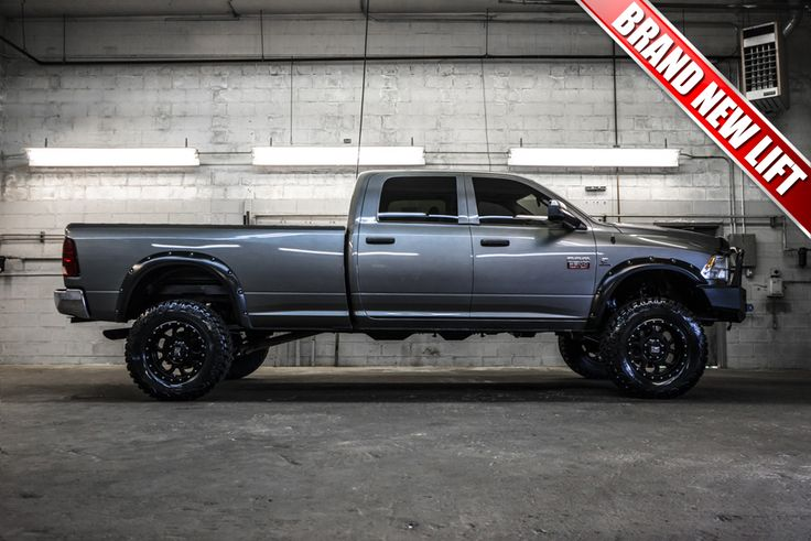 """1 ton 2012 Dodge Ram 3500 4x4 Longbed Cummins Diesel truck with a Brand New 6"""" Fabtech Performance Lift with 20"""" XD Enduro Wheels on 37"""" x 13.50 R20 Cooper STT Tires For Sale   Northwest Motorsport"""