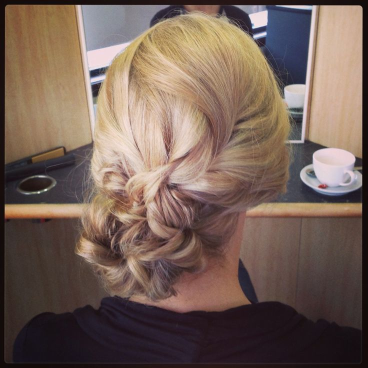 Upstyles created by the girls at Freedom Hair Design!