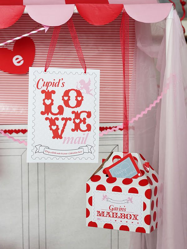 valentines ideas for the office. cupidu0027s post office valentineu0027s day party bella paris designs valentines ideas for the