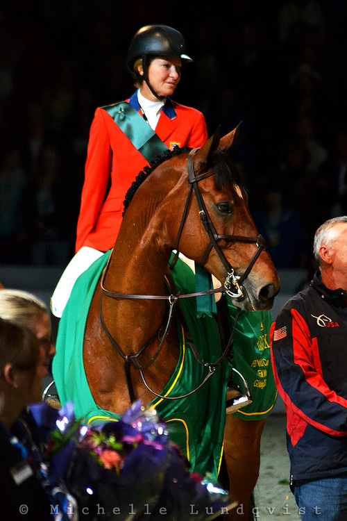 Beezie Madden wins the 2013 Rolex---life long inspiration/role model...ever since I was a little girl <3