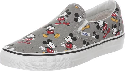 Vans Classic Slip On schoenen mickey mouse