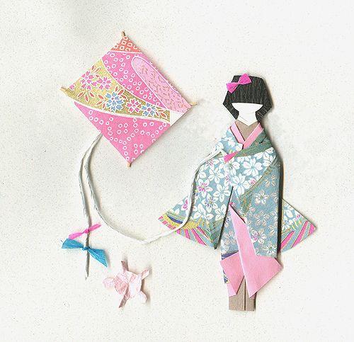 Taller de Shiori Ningyo (muñeca de origami plano)   WasabiFest