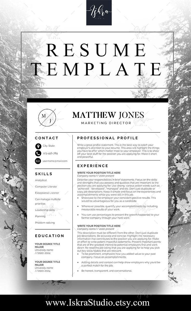 34 best @ JOBS Resume Designs images on Pinterest | Cover letter ...