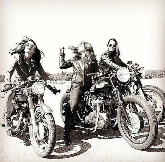 Blog celebrating women motorcycle riders who ride their own, are passengers and empowers those who want to be.