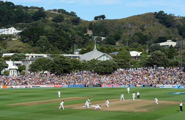 Location: Wellington, New Zealand Capacity: 11,600 New Zealand's cricketing HQ was established in 1869 and is the only ground in the country to have Historic Place status, something Martin Crowe, who averages over 70 in Test Cricket here, would definitely agree with. Overlooked by Mount Victoria and Mount Cook, the stadium is a scenic escape from the hustle and bustle of the Kiwi capital. The area only became suitable for a cricket pitch after the 1855 Wairarapa earthquake levelled the land.