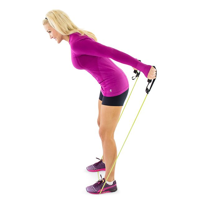 Tone your upper arms with this isolating triceps exercise.