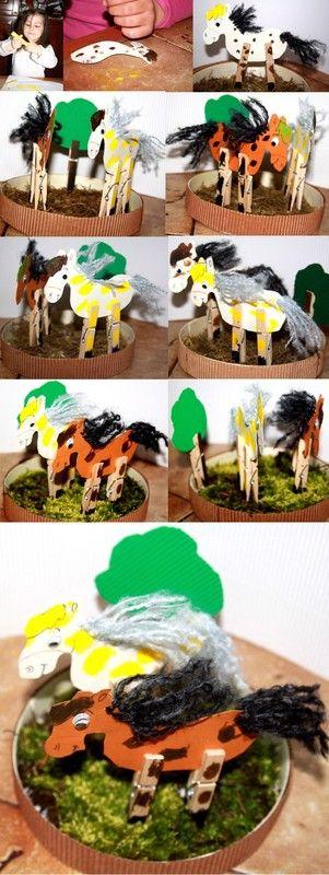 Pour les fans de chevaux
