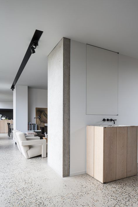 K Sint-Eloois-Winkel, Kortrijk, 2016 - Frederic Kielemoes interieurarchitect