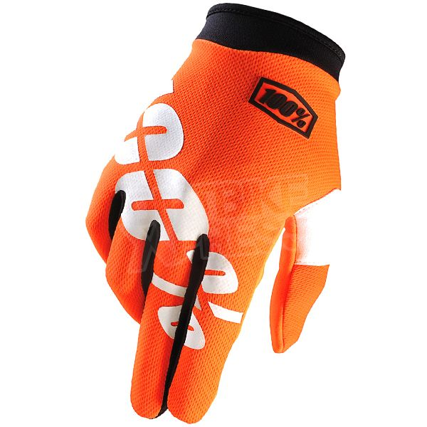 2015 100% iTrack Motocross Gloves - Caltrans