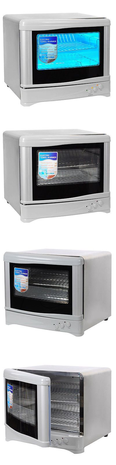 Sterilizers and Towel Warmers: 30L Hot Towel Warmer Cabinet Salon Uv Sterilizer 2In1 Spa Facial Nail Equipment -> BUY IT NOW ONLY: $114.9 on eBay!