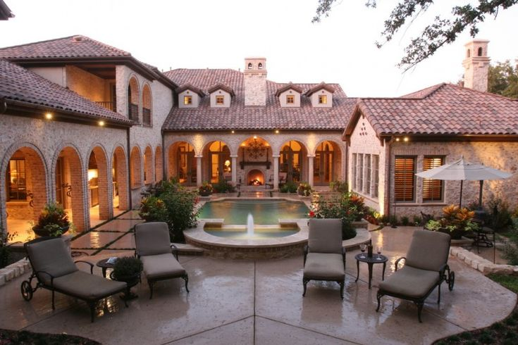 Home Design: 25+ Best Ideas About Italian Style Home On Pinterest