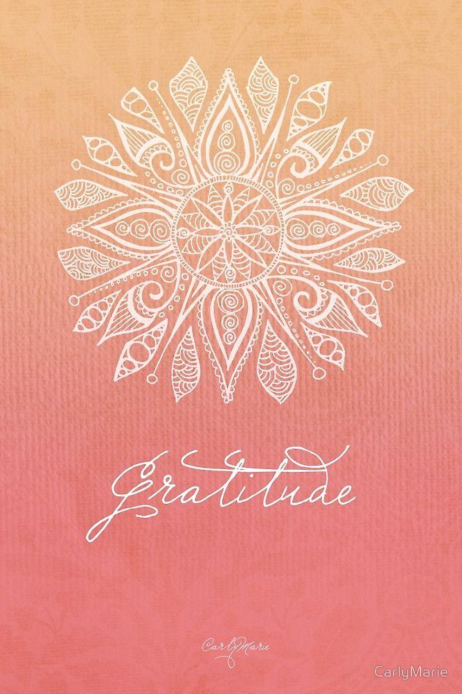 Gratitude by CarlyMarie