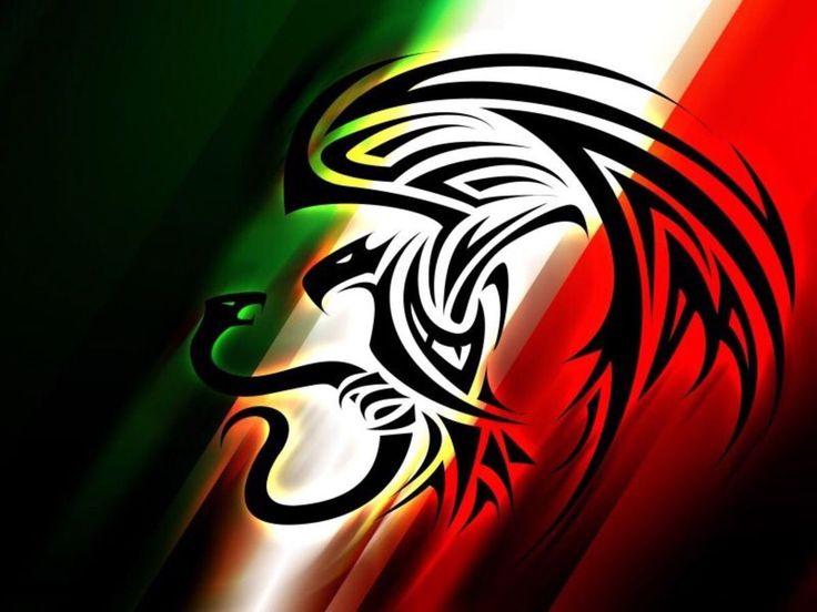 Ms de 25 ideas increbles sobre Escudo mexicano en Pinterest