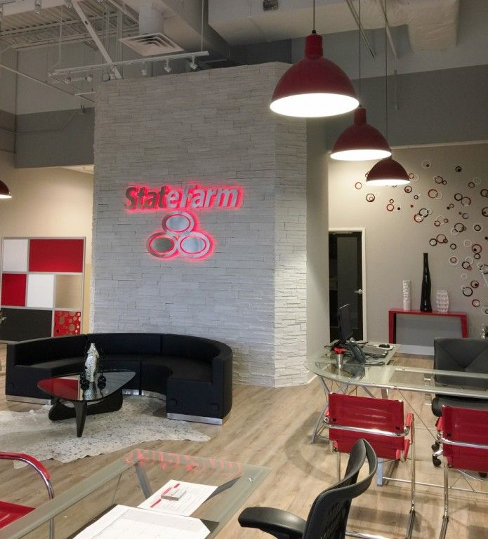 25+ Best Ideas About Red Office On Pinterest