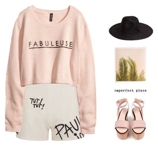 """// u n t i t l e d · #911 //"" by theonlynewgirl ❤ liked on Polyvore featuring Cacharel, Rodarte, Paul & Joe Sister, H&M, women's clothing, women, female, woman, misses and juniors"