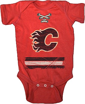 It's never too early to become a @Calgary Flames fanatic!