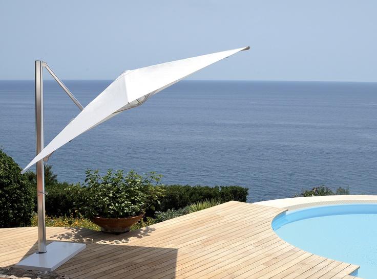 Coalesse Modern Outdoor Umbrella Back Yard Ideas