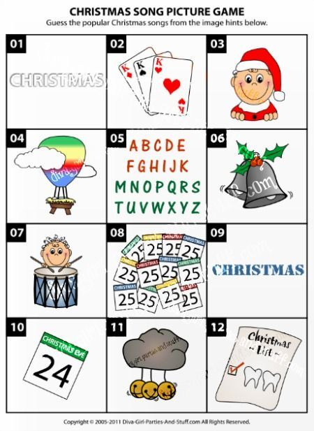 Best 25+ Christmas picture quiz ideas on Pinterest | Fun christmas ...
