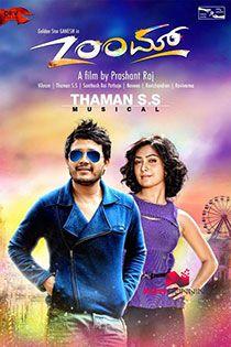 Zoom (2016) Kannada Movie Online in HD - Einthusan Ganesh, Radhika Pandit Directed by Prashant Raj Music by S. Thaman 2016 [UA]