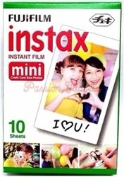 Plain Film 10 Sheets without Box for Mini 8 7s 25 50s 90 Polaroid 300  12$