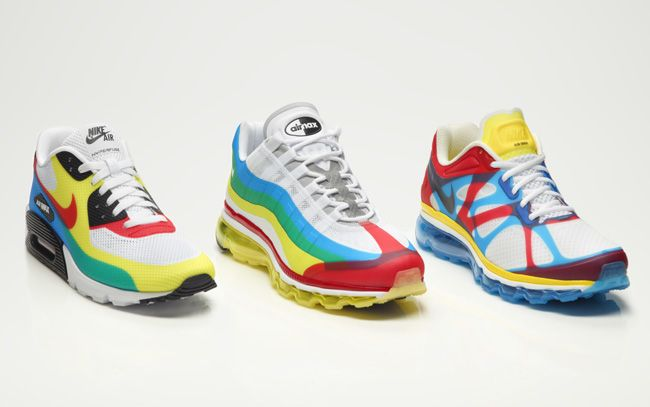 "Nike Air ""What the Max Pack"" Yes the Air Max 90's will be mine."