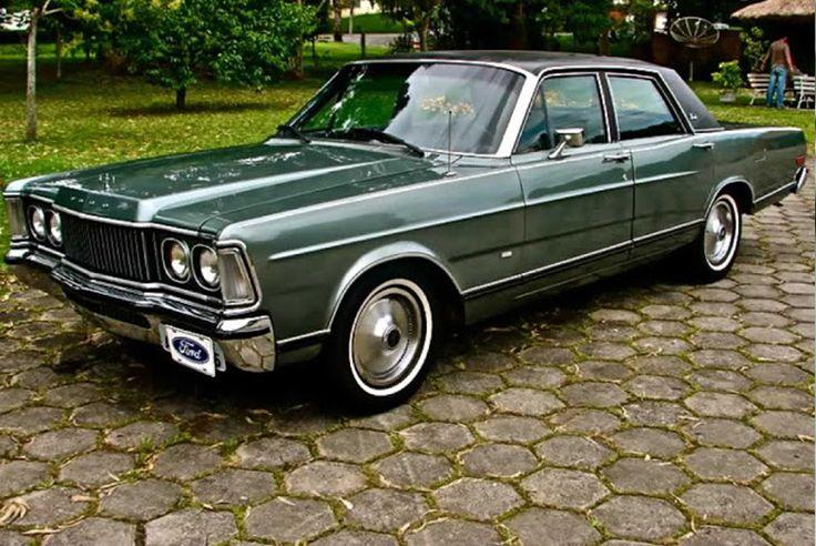 Ford Landau 1982 ...Lembrança da minha infância ...Gramado canela todo finde