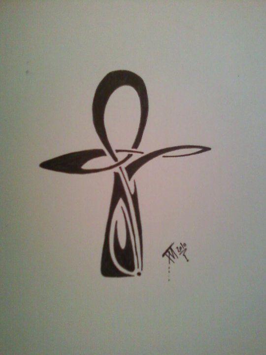 ideas about Ankh Tatto...
