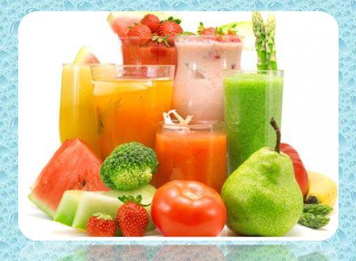 detoksifikasi alami tubuh dengan mengkonsumsi buah dan sayur