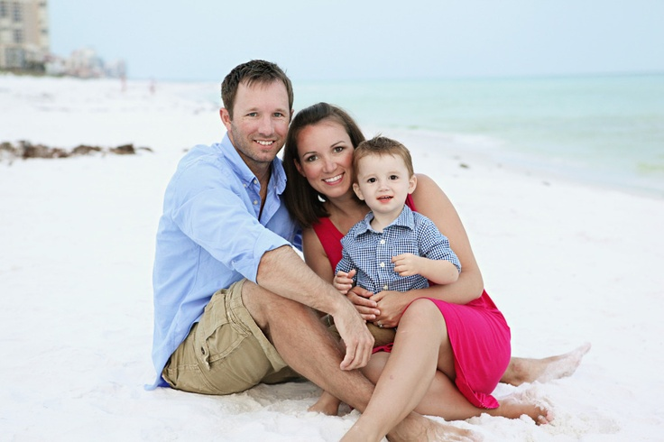 Tips for taking Beach Photos of your family by Katie @ Bower Power