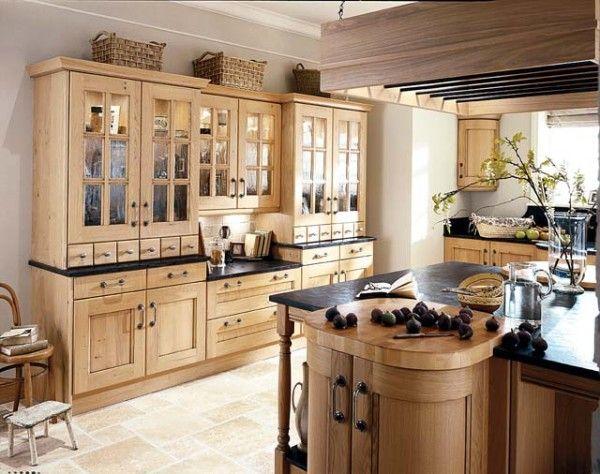 Кухня в стиле винтаж | Ремонт квартиры своими руками