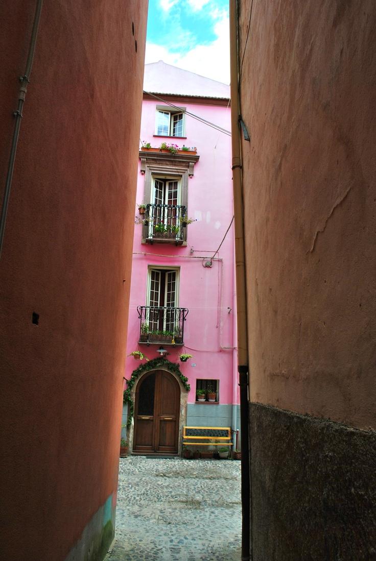 Bosa, Sardegna #Sardinia #travel #tourism