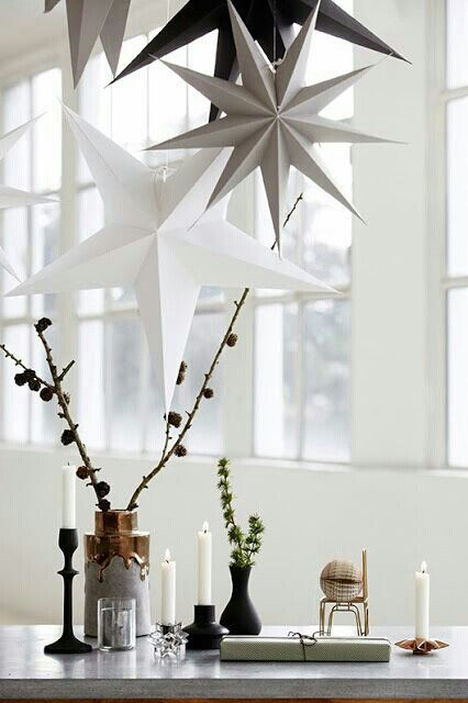 January Winter Decor!