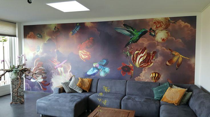 Fotobehang / Digital Wallpaper collection Dutch Masters by Katarina Stupavska - BN