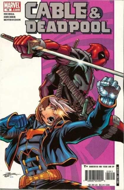 Cable & Deadpool 19