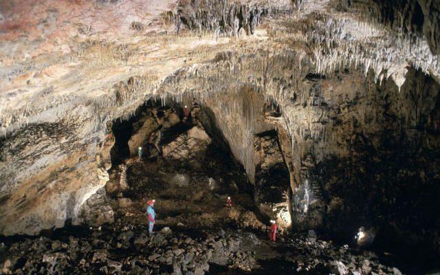 Galería de las Estatuas - Imagen de Atapuerca.Tv