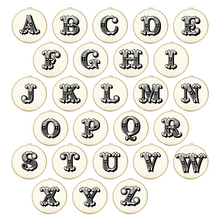 The 25+ best Large printable letters ideas on Pinterest Big - letters in pdf
