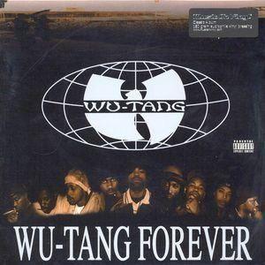 Wu-Tang Clan - Wu-Tang Forever - 4 LP