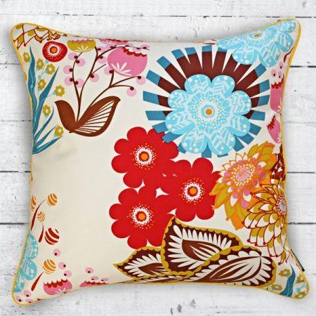 Harmony garden cushion cover - hardtofind.