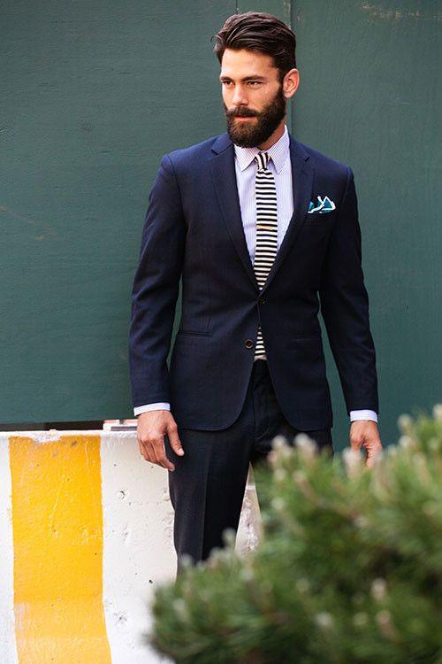 beards carefully curated — beardmodel:   Chris Dattola by Erik Carter - Soul...