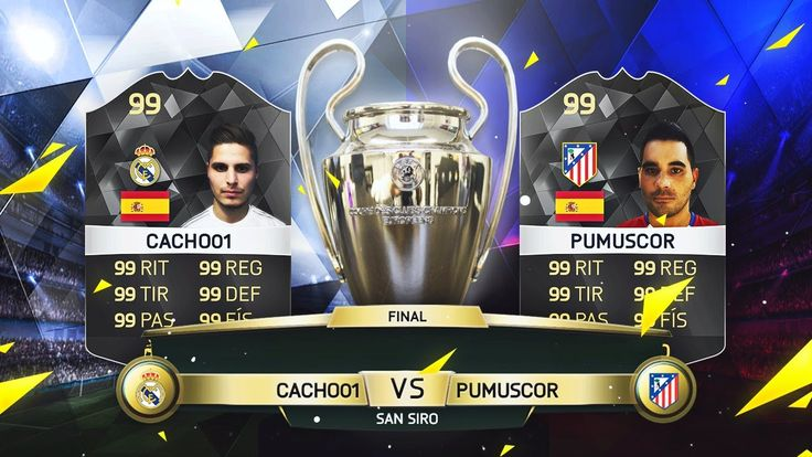 FINAL CHAMPIONS LEAGUE 2016 | REAL MADRID - ATLETICO | FIFA 16 - http://tickets.fifanz2015.com/final-champions-league-2016-real-madrid-atletico-fifa-16/ #UCLFinal