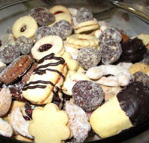 ROZNE VIANOCNE CUKROVI - RECEPTY  Vánoční cukroví: Recepty s fotkou