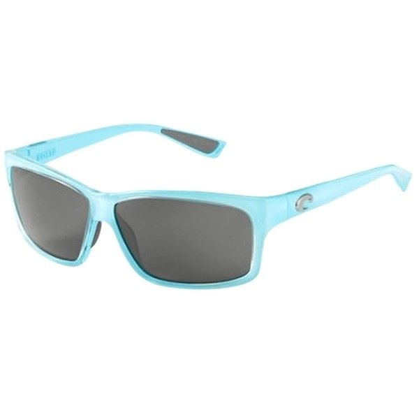 oakley sunglasses jacksonville fl  pre owned costa del mar caballito ocean blue with grey polarized lens ? liked on polyvore featuring accessories, eyewear, sunglasses, ocean blue,