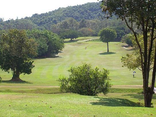 Laem Chabang Golf Course in Pattaya, Thailand