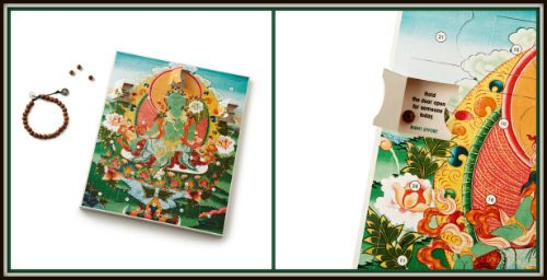 Karma Calendar and Bracelet - Jewellery Advent Calendars